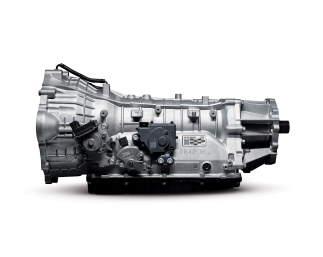 New Rexton Y450 8-speed automatic transmission