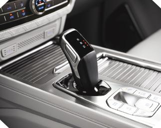 New Rexton Y450 Y 8-speed automatic transmission